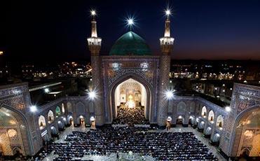 تور هوایی مشهد از شیراز
