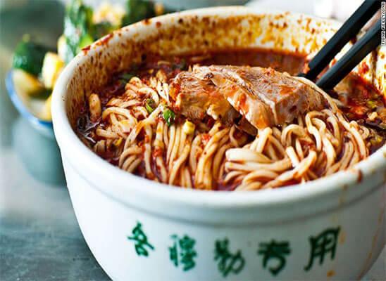 غذا چین