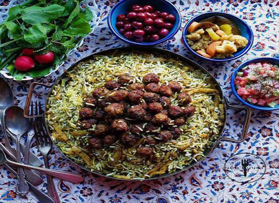 کلم پولو شیراز