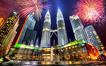 تور مالزی و سنگاپور از شیراز و تهران