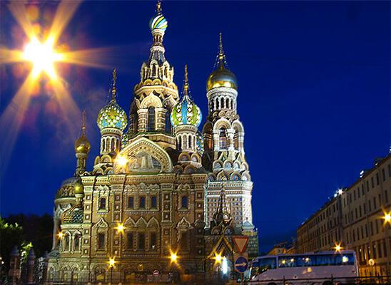 جاذبه گردشگری مسکو