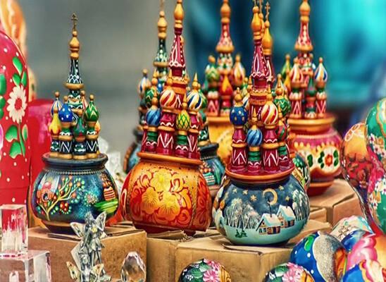 سوغاتی مسکو