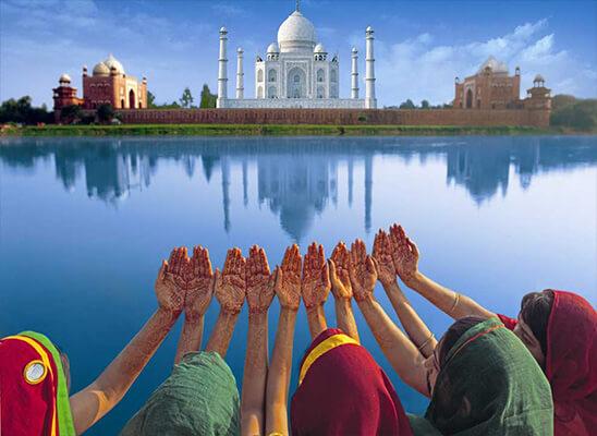 جاذبه گردشگری هند