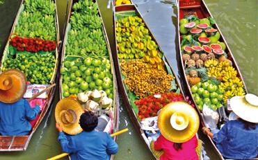 تور بانکوک از شیراز
