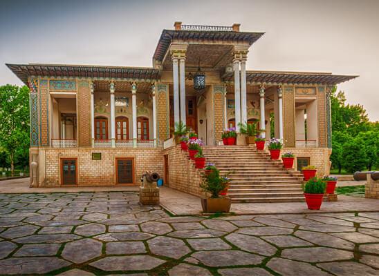 باغ عفیف اباد شیراز