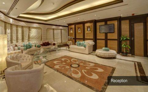 هتل آپارتمان اسکای لاین دبی
