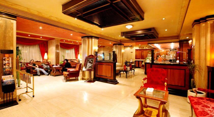 هتل سیتی استار دبی-تور دبی از شیراز