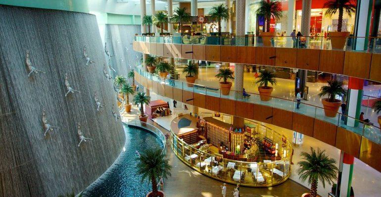 مرکز خرید دبی مال