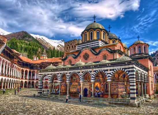 جاذبه گردشگری بلغارستان