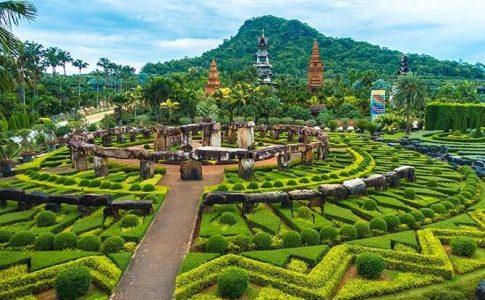 باغ استوایی نانگ نوچ پاتایا