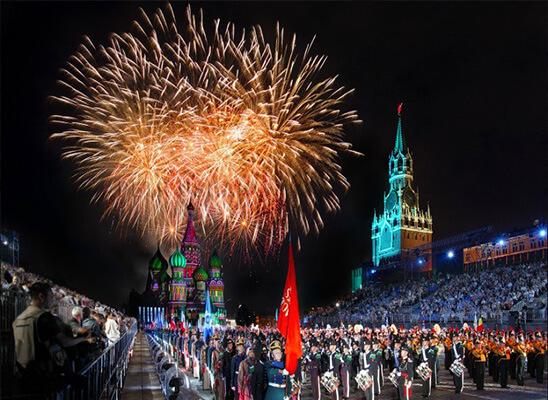 فستیوال روسیه