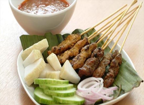 غذا سنگاپور