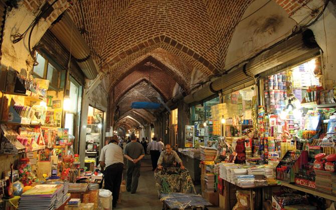 تور تبریز از شیراز