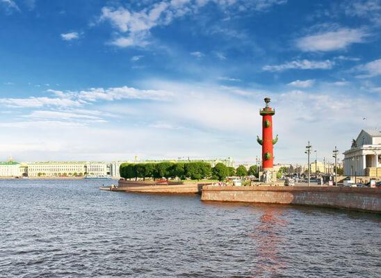جاذبه گردشگری سنت پترزبورگ