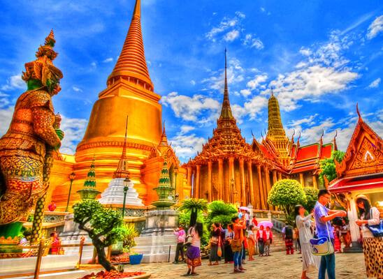معبد بانکوک