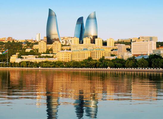 جاذبه گردشگری باکو