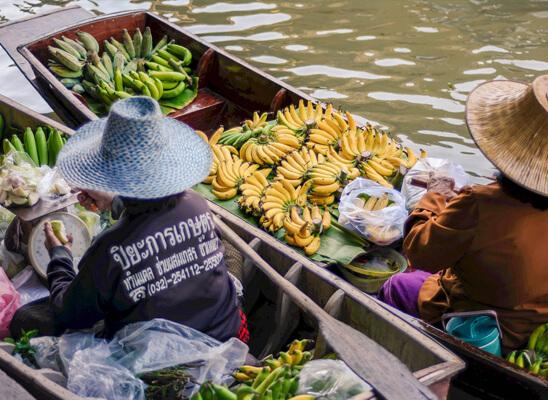 جاذبه گردشگری بانکوک