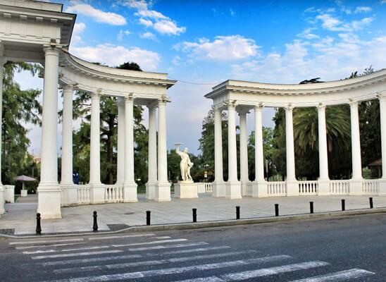 جاذبه گردشگری گرجستان