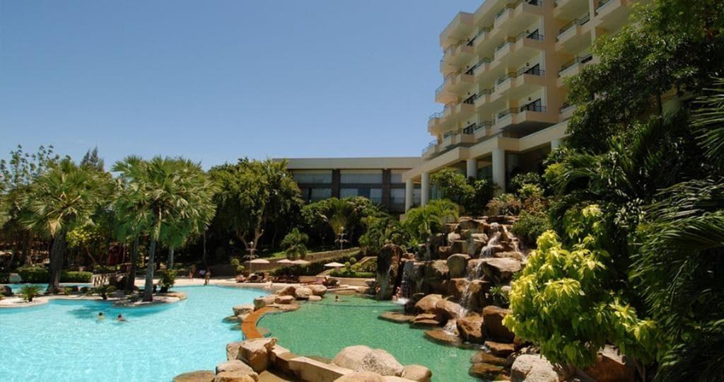 Garden sea view هتل