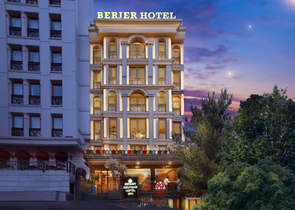 هتل berjer botique استانبول