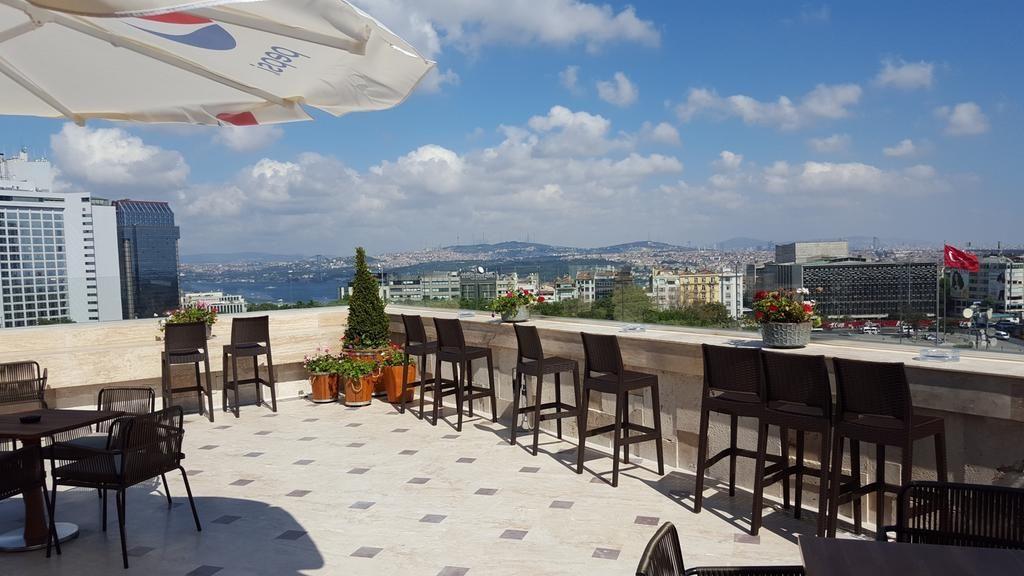 هتل taksim gone استانبول