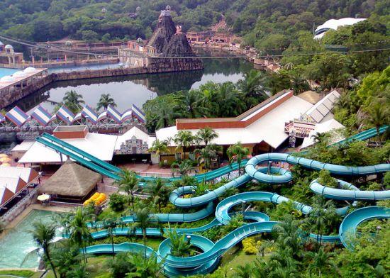 پارک آبی سان وی لاگون در مالزی