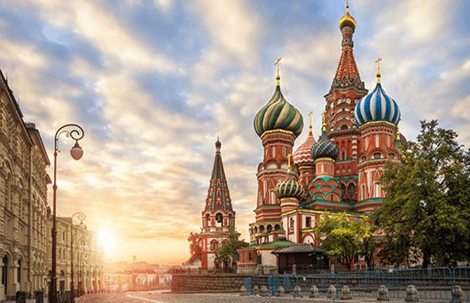 با شهر مسکو آشنا شوید