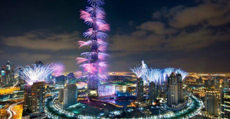 کریسمس در دبی