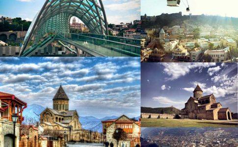 دیدنی های گرجستان