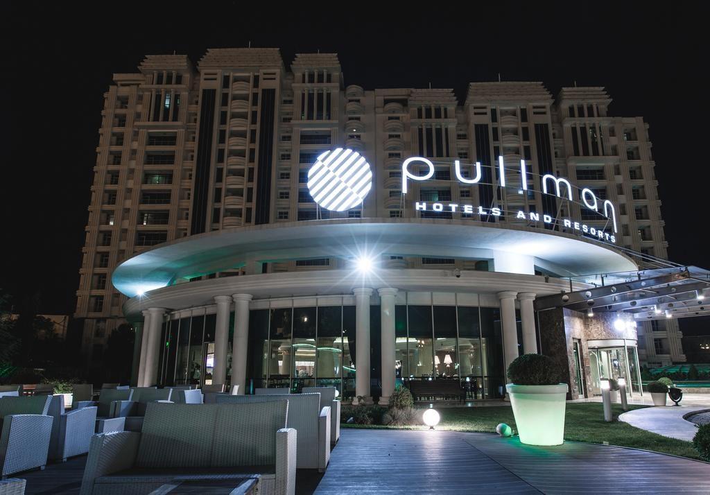 هتل pullman باکو