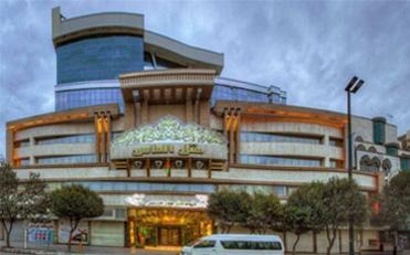 هتل های چهار ستاره مشهد