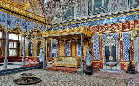 قصر توپکاپی
