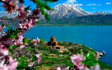 تور زمینی وان از تهران